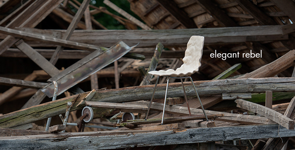 DENT Stuhl von BLA STATION